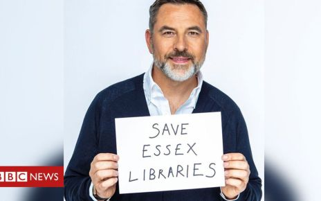 107184045 davidwalliams4 - BGT star David Walliams backs Essex libraries campaign