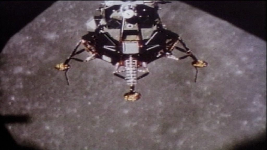 p0780l3h - Apollo Moon landing: The 13 minutes that defined a century