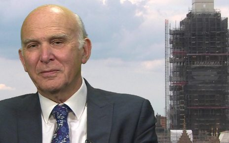 p079sbh6 - Brexit: Remainers are angry too, says Vince Cable