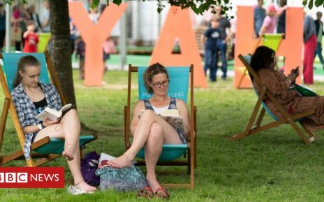 107205344 gettyimages 1146170206 - Hay Festival ticket sales up by 5,000 over 11 days