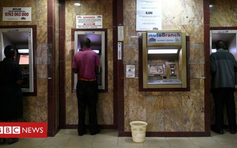 107213024 bank - Kenya's new banknotes and the battle against corruption