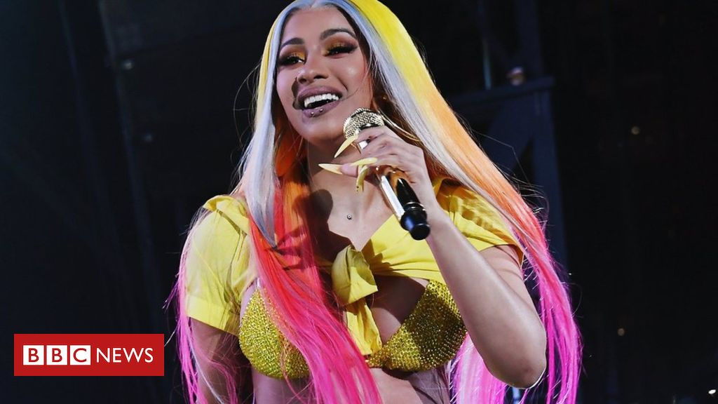 107257475 cardi getty - Cardi B pulls out of headlining Parklife festival this weekend