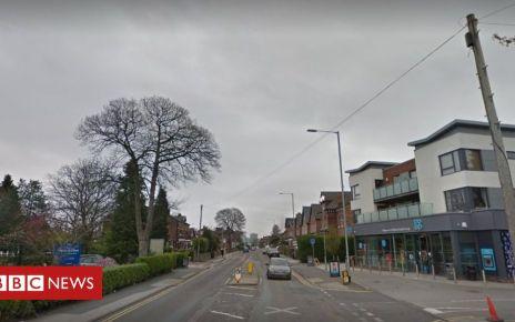 107315695 mediaitem107315694 - Boy, 13, stabbed outside Stockport Co-op: Teen, 14, held