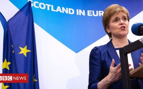 107323482 gettyimages 543618092 - Nicola Sturgeon to hold talks with European leaders