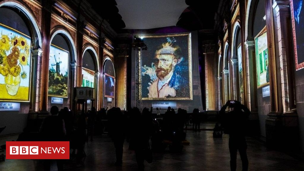107344765 mediaitem107350593 - Van Gogh: York to host UK projection premiere on artist's work