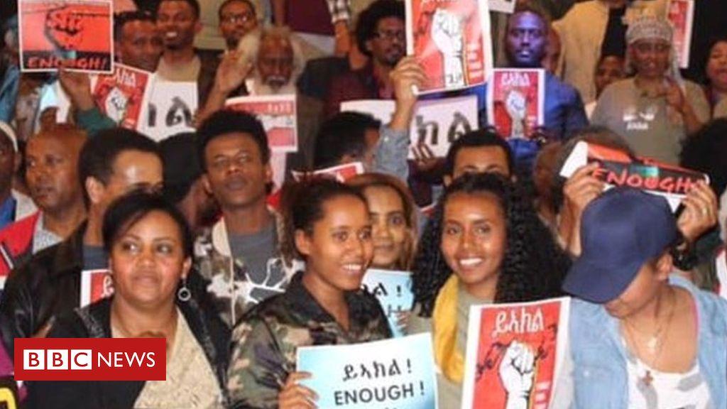 107347300 enough - Eritrea's 'ice bucket' bid to oust Isaias Afwerki