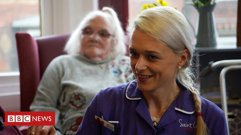107356896 p07cytqm - Brexit: Care providers say number of EU workers falling