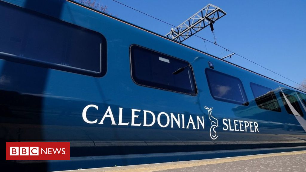 107363350 hi054591401 - Caledonian Sleeper service disruption continues