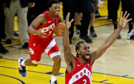 107374337 raptorsindex reuters - Toronto Raptors win first NBA title