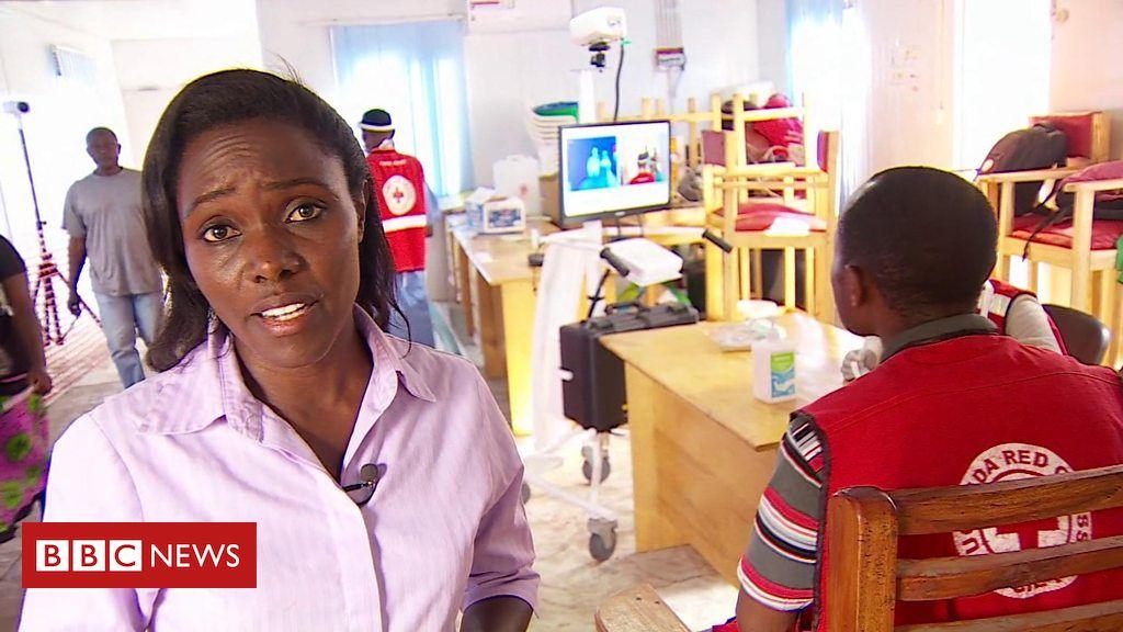 107379013 p07d6fpz - Ebola outbreak: Uganda copes with crisis at DR Congo border