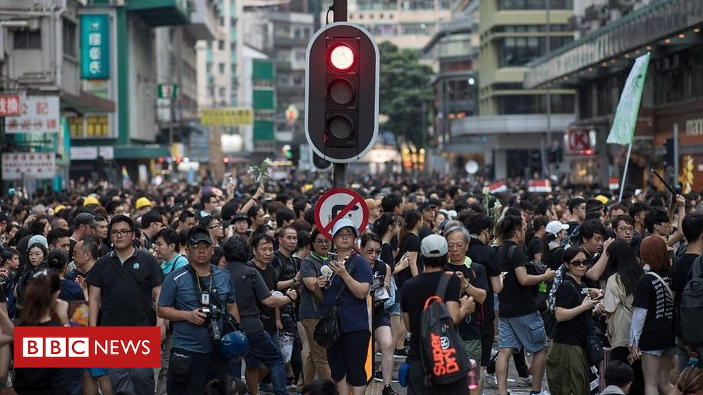 107399788 p07d9h8c - Protests return to Hong Kong streets