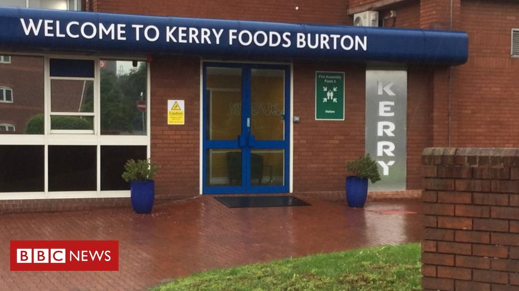 107528147 kerry1 - Burton-upon-Trent Kerry Food factory closure axes 900 jobs