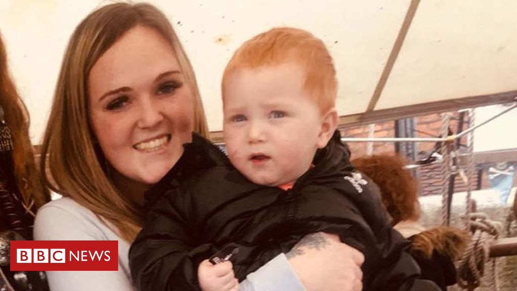 107552919 chelseywalltjaydedman - Liverpool toddler's window fall death 'an accident', inquest finds