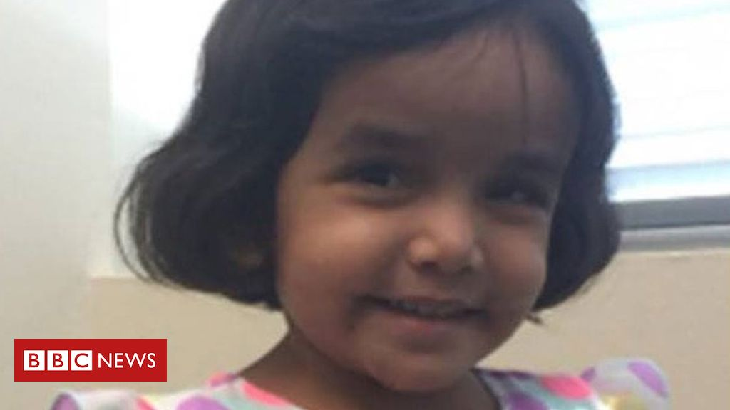 98450258 sherin mathew - US father gets life for India child death