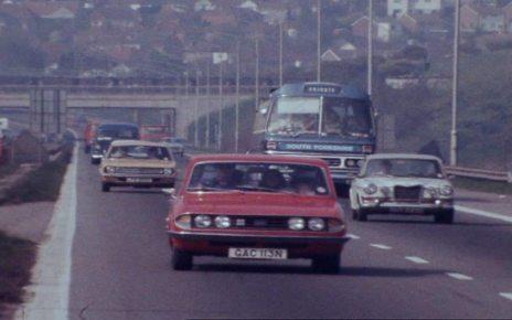 p077gcc4 - The M4 and us: How motorway defined 'halfway town' Bridgend