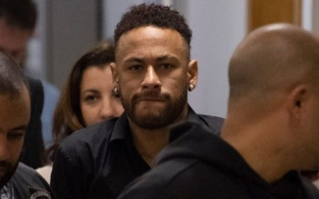 p07ch4lv - Neymar gives statement to police in Brazil amid rape allegation