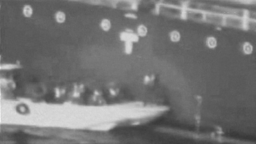 p07d5xp4 - Gulf of Oman tanker attacks: Trump dismisses Iran denials