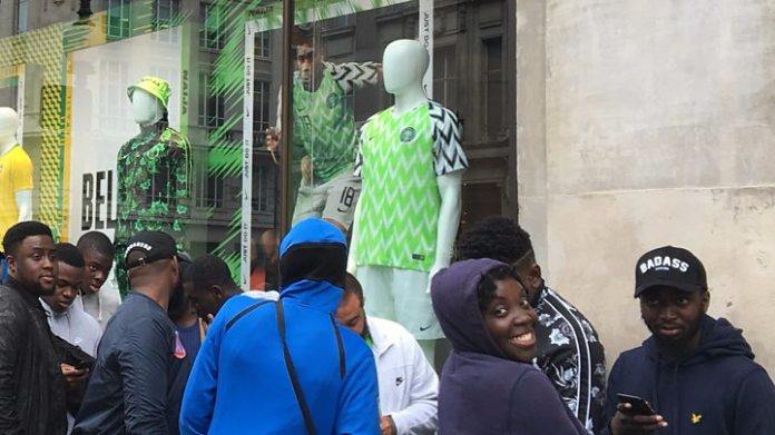 1563495185 637 The African Cup of Nations 039Fairy tale039 team cursed jerseys and super fans - The African Cup of Nations: 'Fairy-tale' team, cursed jerseys and super fans