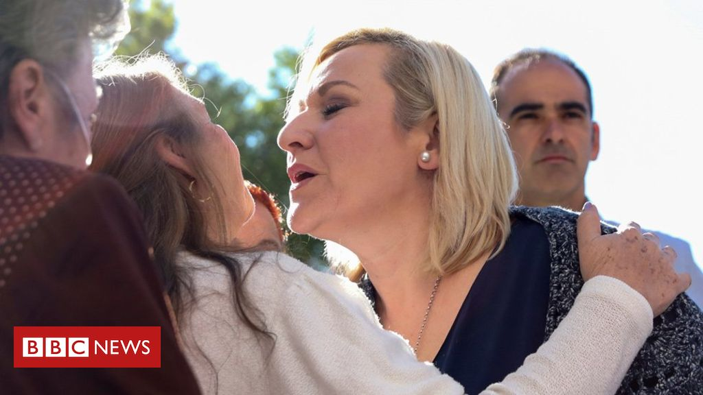 103764178 spaininesrtr8oct - Spain's 'stolen baby' finds out she was adopted