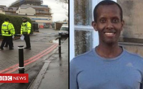 106077221 comp - Thief admits knocking down and killing man in stolen car