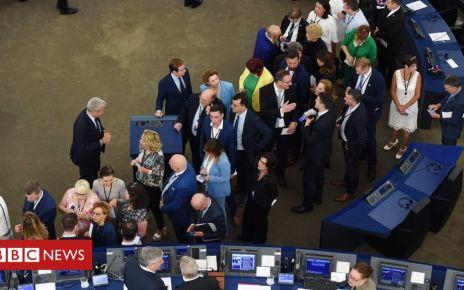 107725378 hi055058038 - MEPs choose new European Parliament president