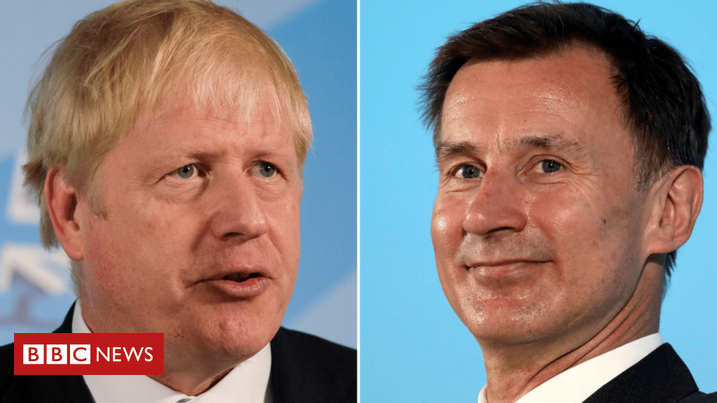 107741479 johnson hunt composite - The Andrew Neil interviews: Johnson and Hunt fact-checked