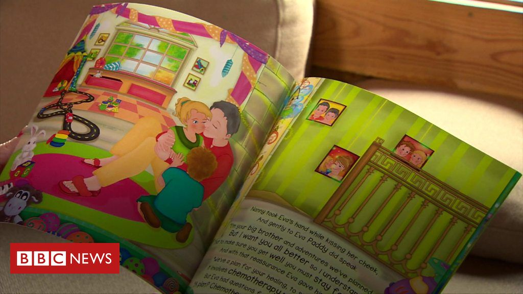 107808651 p07gfcbr - Cancer storybook Eva Meets Dr Mac aims to explain the disease's language