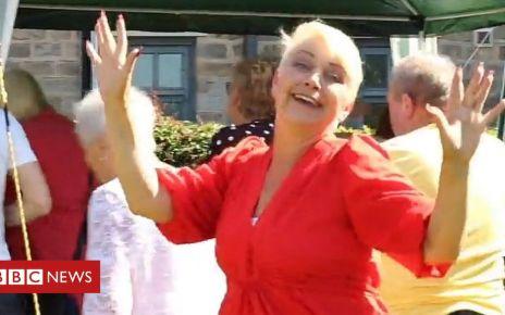 107820809 mediaitem107820808 - Terminally ill Jayne Rae invites village to 'last' birthday party