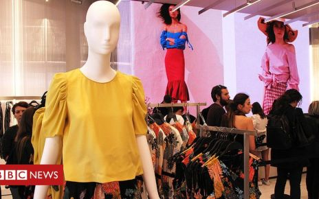 107911929 zarashop976 - Fast fashion: Zara promises all its clothes will be sustainable by 2025