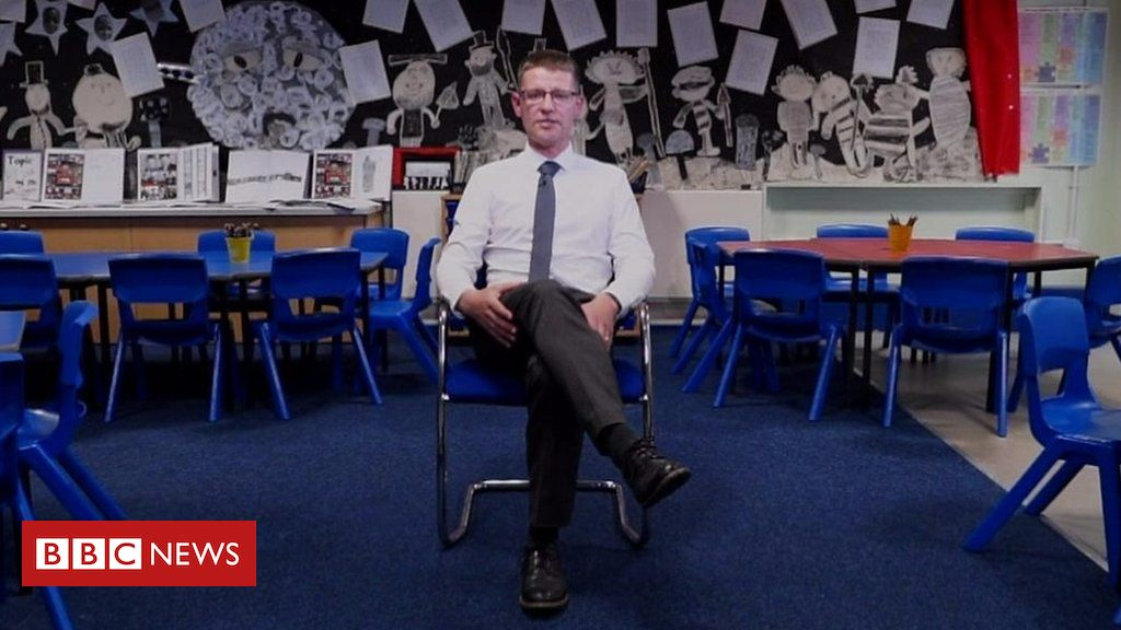 107922101 p07h57nd - Mental health: Primary school head teachers speak out about lack of support