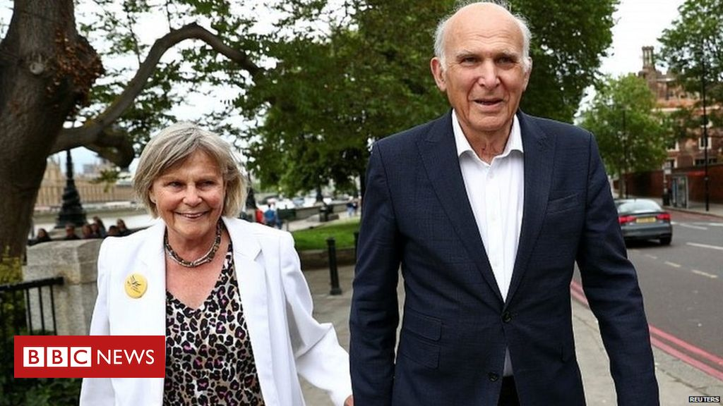 107944002 mediaitem107943968 - Vince Cable: As Lib Dem leader stands down, what is his legacy?