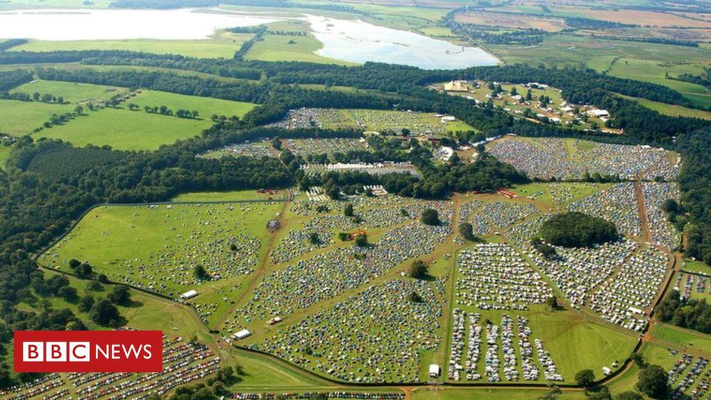 107962008 mike page blythburgh aerial1 - Latitude Festival: Serious sexual assault at Henham Park event