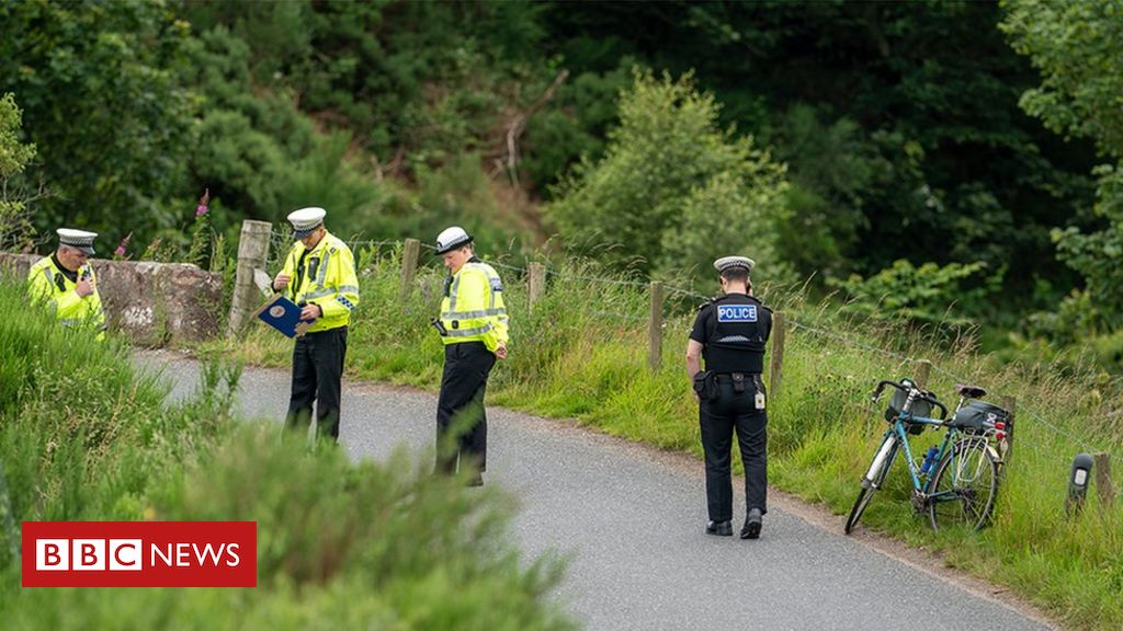 107965540 cyclistresize - Elderly cyclist found seriously injured in Aberdeenshire