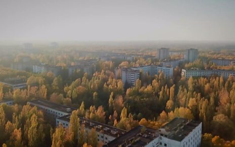 p070wtwx - Chernobyl nuclear site to become 'official tourist attraction'