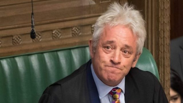 1568401626 349 Bercow warns Johnson against disobeying Brexit law - Harman 'will not back down' from Commons Speaker race