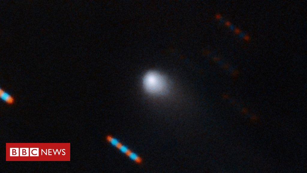 108832264 mediaitem108832263 - First measurements of 'interstellar comet'