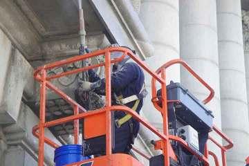 Quintek Vortex Cleaning System