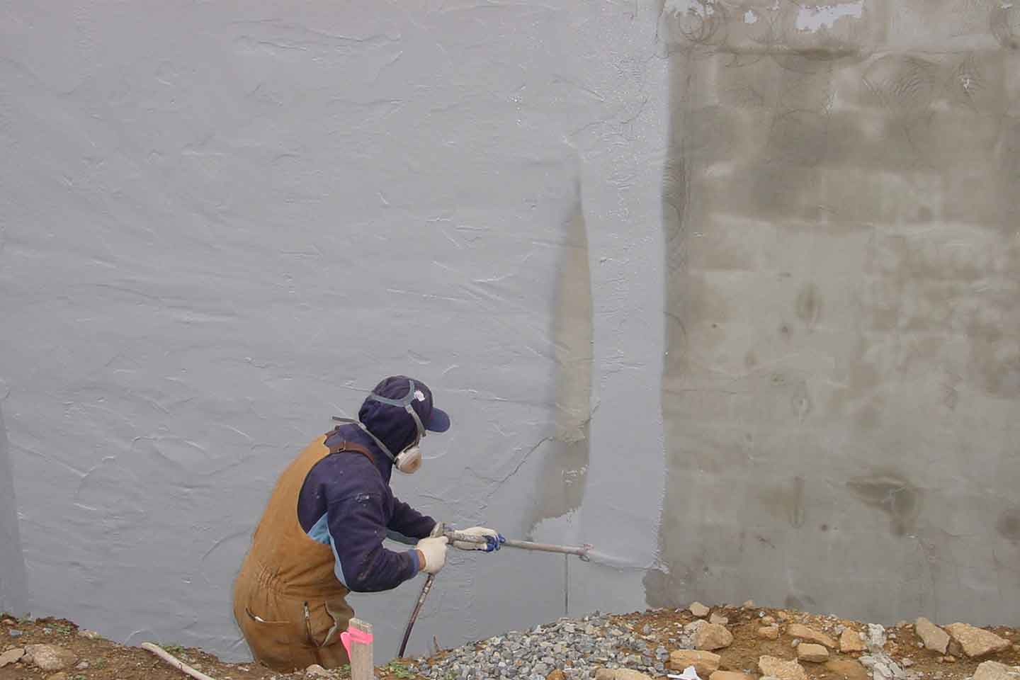 Interstate waterproofing services