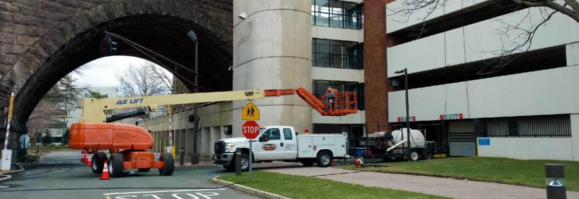 Parking Garage Restoration