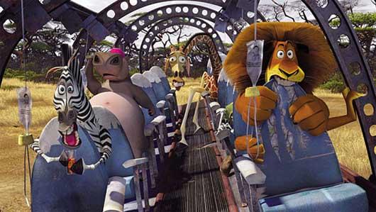Madagascar 2 (Eric Darnell & Tom McGrath)