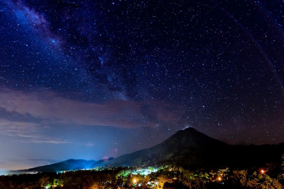 Картинки небо ночью