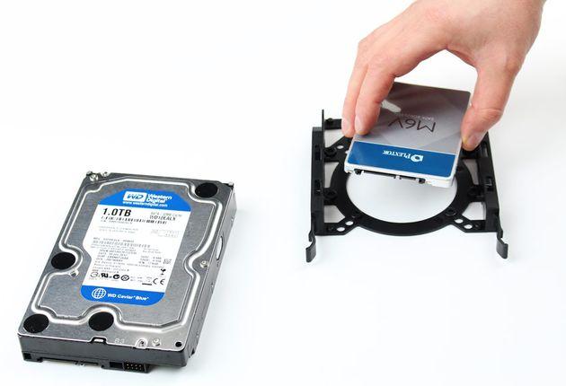 Меняем HDD на SSD в ПК