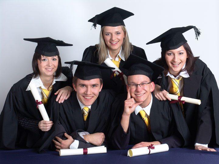 Учеба в Польше. Фото студентов