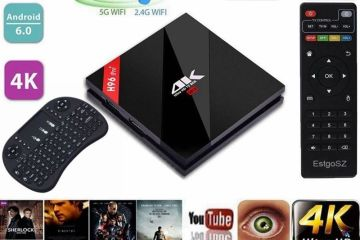 Android TV Box H96 Pro