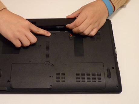 Купівля запасного акумулятора для ноутбука