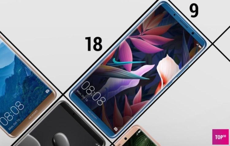 Хорошие смартфоны с дисплеем 18:9 - ТОП-10 Фото