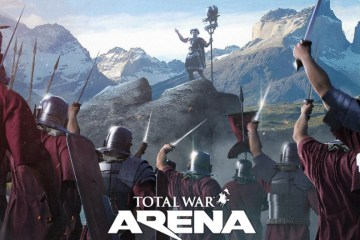 TOTAL WAR: ARENA Командная онлайн-стратегия, где вас ждут исторические боевые локации, легендарные командиры и тысяча лет великих сражений античности