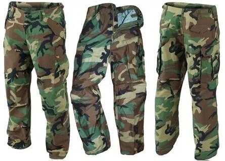 мужские камуфляжные военные штаны