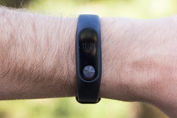 Xiaomi Mi Band 2 часы