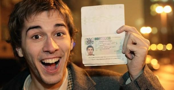 шенгенская виза это